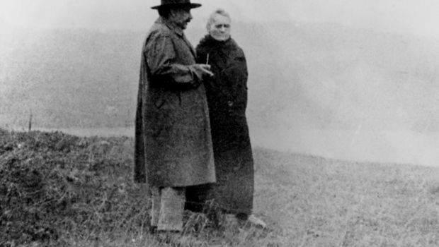 Einstein and Curie